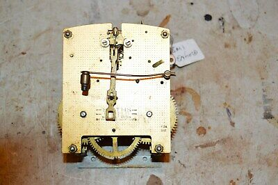 VINTAGE CLOCK MOVEMENT SMITHS MANTLE CLOCK ref SM1