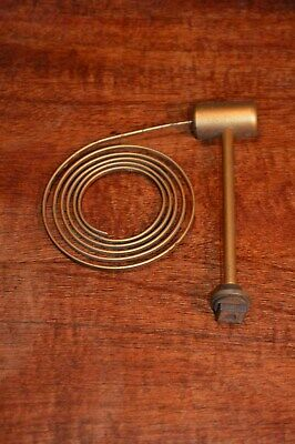 Antique Clock Chime Gong