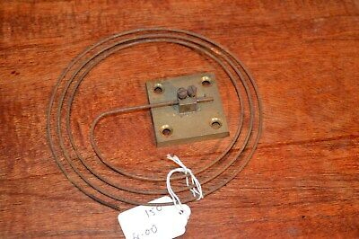 Antique Vienna Wall Clock Chime Gong Vc2