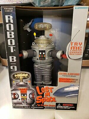 Lost In Space B9 Robot Vintage 1997