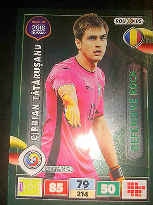 Panini Adrenalyn XL Road to Russia 2018-13 x or machine-Trading Cards NEUF
