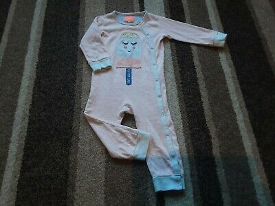 20Gg Baby Girls 12-18 Months  Beautiful Joules Baby Grow Lolly Pop Pic