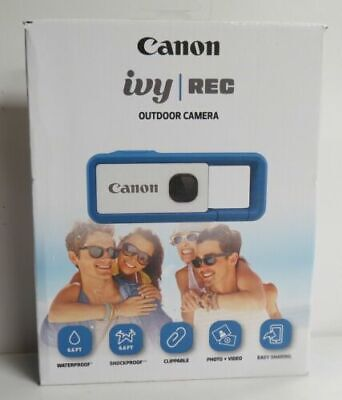 Canon IVY REC 13MP Full HD Outdoor Camera - Brand New - Free Shipping! Read