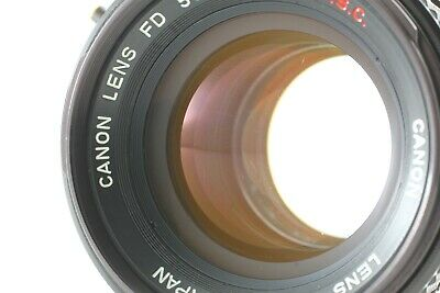 [ N.MINT+++ ] Canon FD 50mm F/1.4 ssc s.s.c MF Lens For FD Mount From JAPAN #279