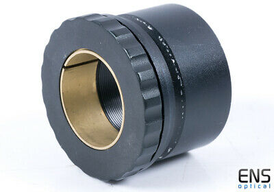 """APM 2"""" to 1.25"""" Eyepiece Pushfit Adapter with Twist Compresion Ring"""