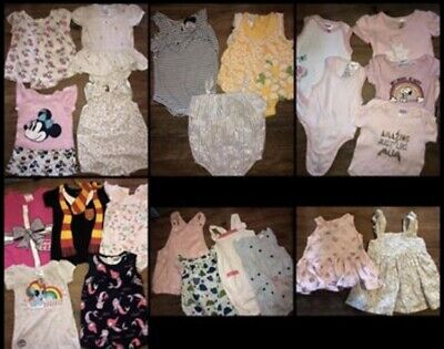 Baby Girl Clothes Bundle - 25 Pieces in Size 000.