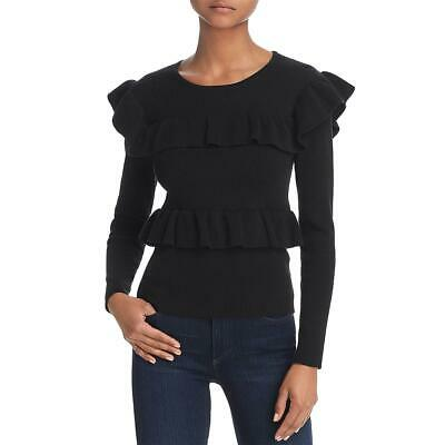 Parker Thatch Womens Jana Knit Beaded Pullover Sweater