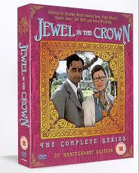 The Jewel In The Crown - The Complete Series (Sealed)