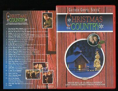 10 BILL GAITHER Gospel Series CD's