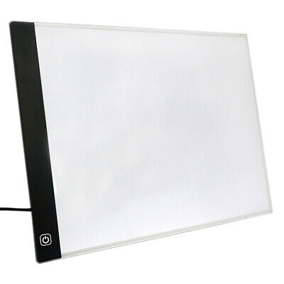 Led Lighted Drawing Board Ultra A4 Drawing Table Tablet Light Pad Sketch Bo S8K8
