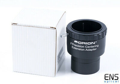 """Orion 2"""" Precision Centering Extension Adapter 52026  - New Open Box"""