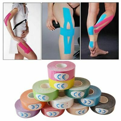 5M Sport Body Knee Rocktape Athletic Muscle Tape Physio Kinesiology Strapping