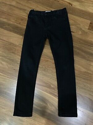 Boys Size 8 Black Jeans From Just Jeans