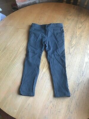 Next Skinny Fit Girls Trousers Age 5