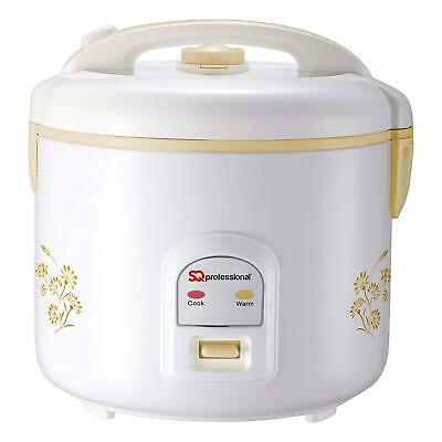 Rice Cooker 2.8L Steamer Cooking Pot Non-Stick Electric 1000W Keep Warm