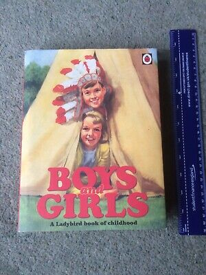 Boys and Girls - A Ladybird book of childhood 2007