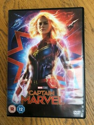 Captain Marvel [DVD] Very good condition