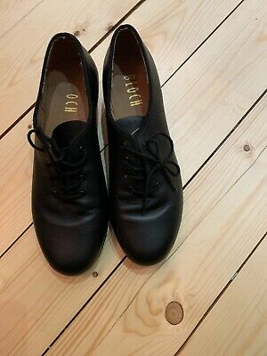 Bloch leather tap shoes size Uk 6 ( Adult )