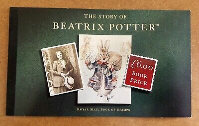 (No Stamps) Gb Royal Mail 1993 Prestige Stamp Booklet Dx15 Beatrix Potter Story