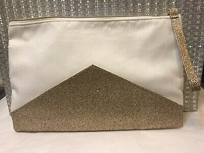 Nuxe Makeup/Cosmetic/Travel Bag New