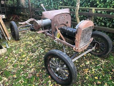 Ford Model T Speedster Restoration Project Right Hand Drive Barn Find Vintage