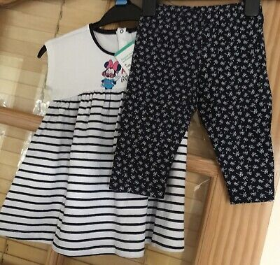 Brand New With Tags Girls Disney Outfit Age 2 years