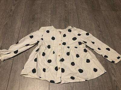 Girls 19-24 Month Zara Blouse Top