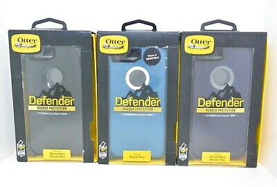 New OEM OtterBox Defender Series Case For iPhone 8 Plus & iPhone 7 Plus