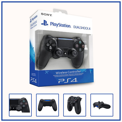 Sony Ps4 Dualshock 4 Wireless Controller - New Sealed Boxed Uk