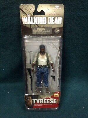 The Walking Dead Tyreese Action Figure Series 5 Twd Mcfarlane 2014 Nip Amc