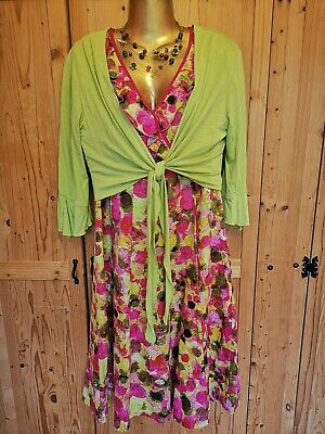Mother Of The Bride Smart Outfit Wedding Party Size 14 16