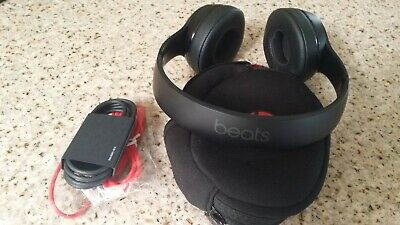 Beats by Dr Dre Solo3 Wireless On-Ear Headphones Matte Black