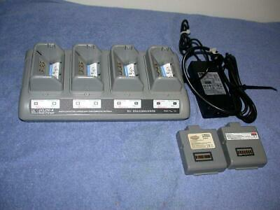 Zebra Quad UCLI72-4 Power Adapter Battery Charger RW420 RW220 QL220 QL320 QL420