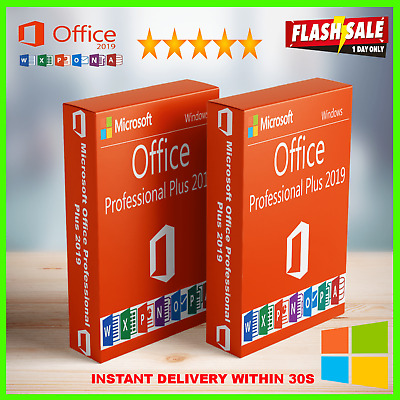 Microsoft Office 2019 Pro Plus🔥PC 🔐 Lifetime License Key 🔥5sec DELIVERY 📩