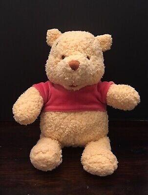 Disney Winnie The Pooh Stuffed Animal Plush Character Direct Ltd Sherpa Baby