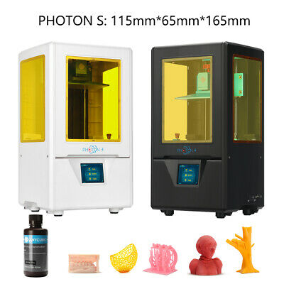 ANYCUBIC 3D Printer Photon S Print Quietly Z-axis Dual Linear Rail UV Resin Cure