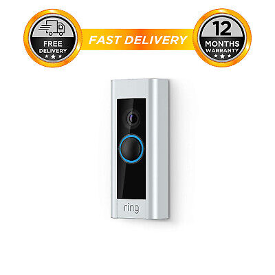 RING Video Doorbell Pro With transformer, No chime included