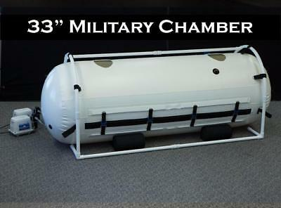33inch Military Hyperbaric Oxygen Chamber Summit to Sea in Clinics Worldwide