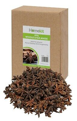 Scented Dried Whole Star Anise Ideal For All Your Floral Displays & arrangements