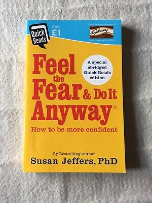 Feel the Fear and Do it Anyway by Susan Jeffers (Paperback, 2017)
