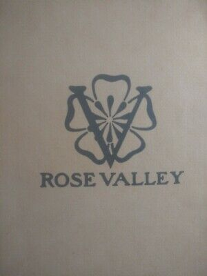 History, Rose Valley Pennsylvania, Arts and Crafts Movement, architecture etc