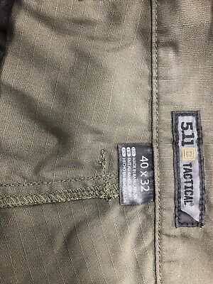 MENS 511 TACTICAL Series Cargo Pants Size Measured Tag 40x32