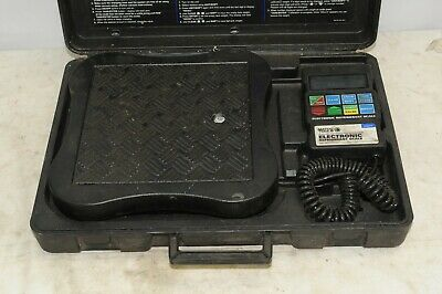 Matco Tools Electronic Refrigerant Scale 98210-B1 Pre Owned
