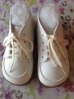 Vintage Child's/Baby American Shoes (Leather)