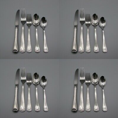 20pc SET - Gorham Stainless MONET (GLOSSY) Service for Four *