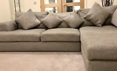 Miraculous Brand New Next Stratus Ii Large End Chaise Corner Sofa Rrp Ibusinesslaw Wood Chair Design Ideas Ibusinesslaworg
