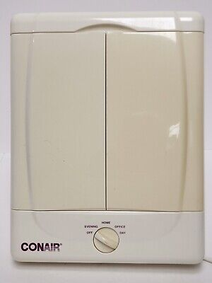 CONAIR 3 Way Lighted Make Up Mirror with 2 Front Doors and 4 Light Settings