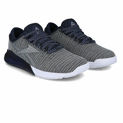 Reebok Mens Crossfit Nano 9 Training Gym Fitness Shoes Trainers Sneakers Grey