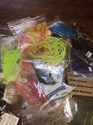 Arts N Crafts Feathers Beads supplies Threads Etc Bnwt