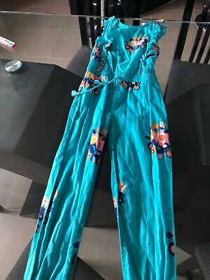 Girls Country Road Jumpsuit Size 6